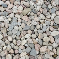 "2-4"" River Rocks 