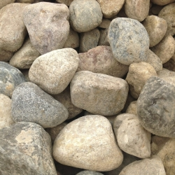 "3-6"" River Rocks 